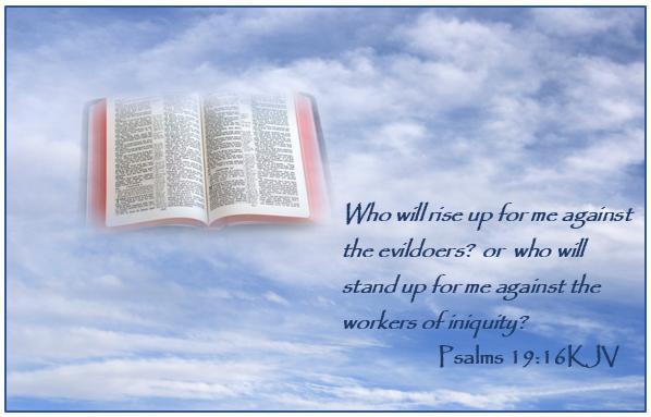 Psalms 94_16KJV