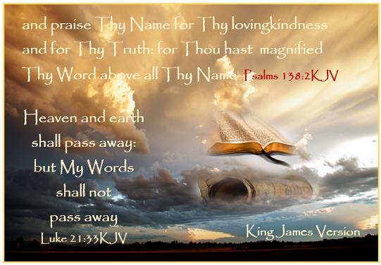 Psalms 138_2-Luke 21_33
